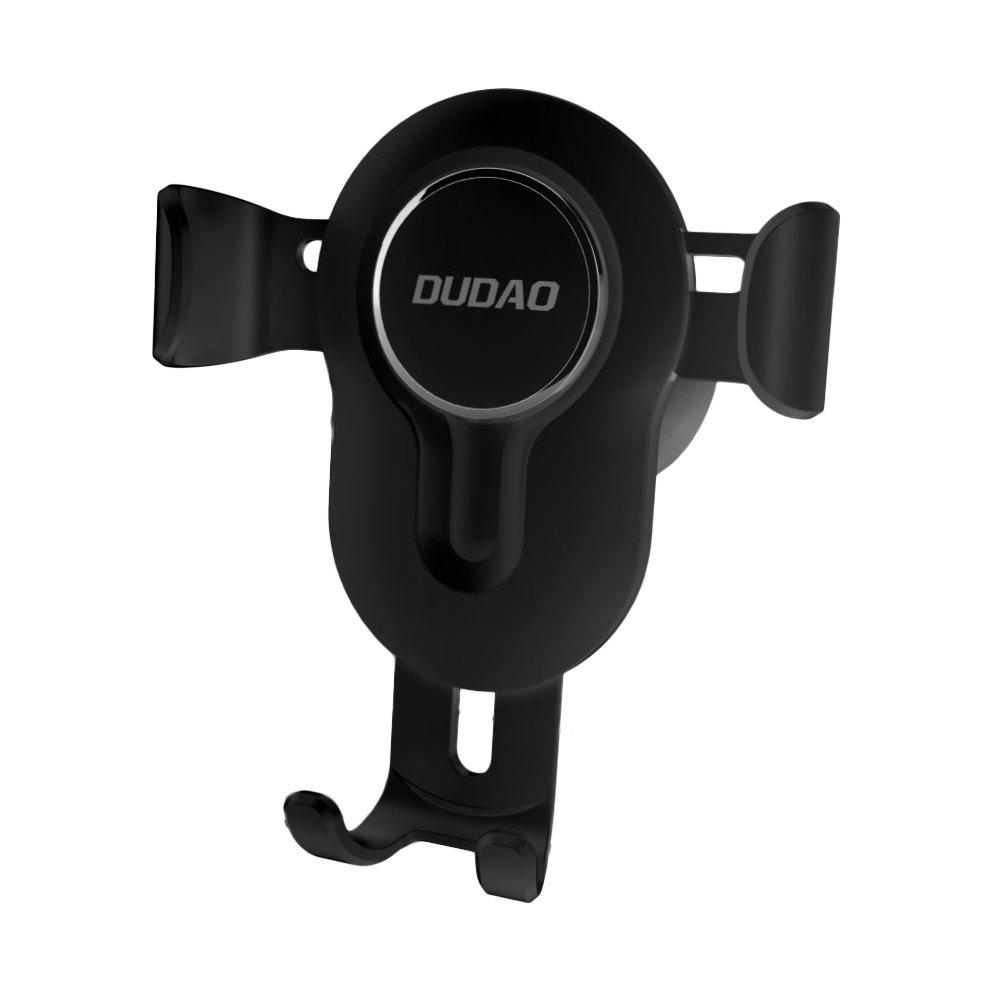 Dudao Gravity Car Mount Phone Bracket Air Vent Holder - Βάση Στήριξης Αεραγωγών - Black (F3Black)