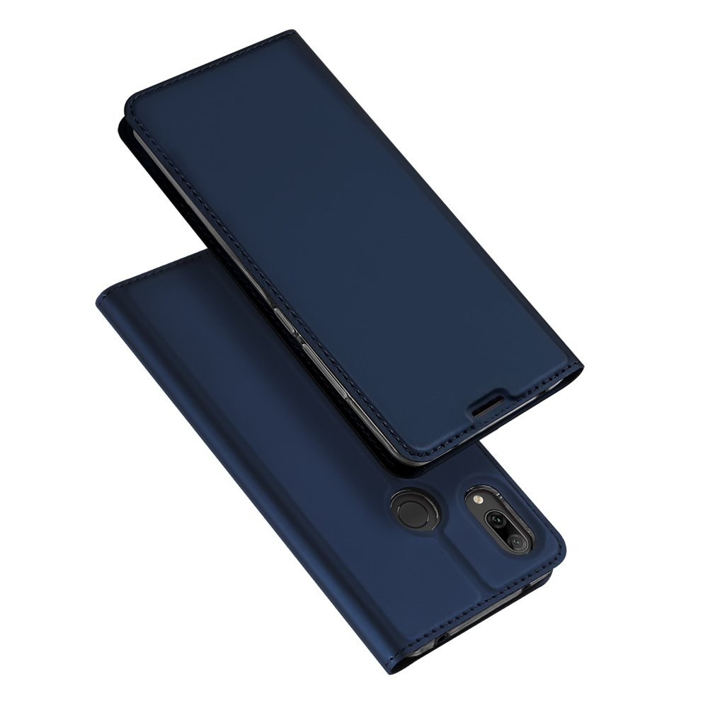 Duxducis Skin Θήκη Huawei Y7 2019 / Y7 Prime 2019 - Blue (47866)
