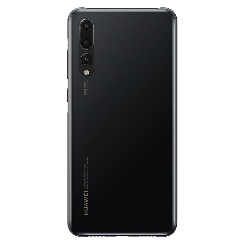 Huawei Official Color Case - Σκληρή Θήκη PC για Huawei P20 Pro - Black (51992378)