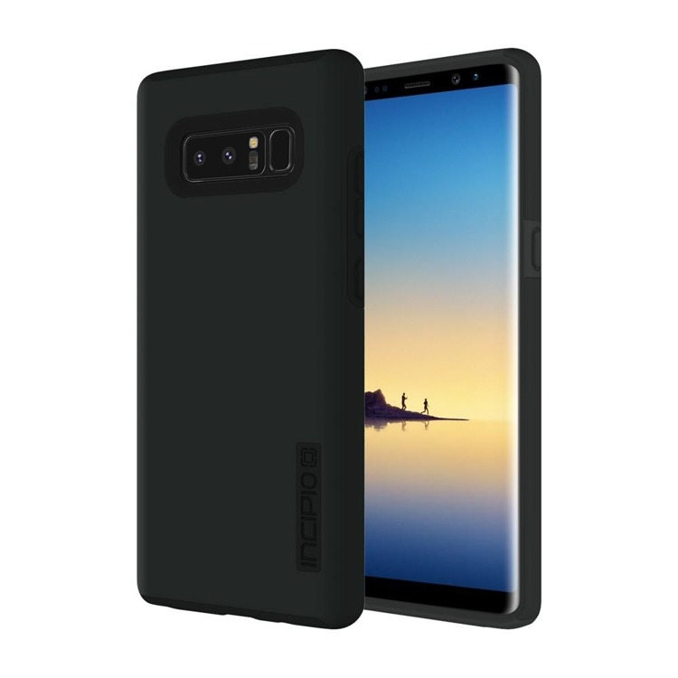 Incipio Dual Pro Θήκη Samsung Galaxy Note 8 - Black (SA-895-BLK)