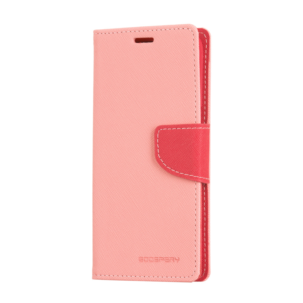 Mercury Fancy Diary Θήκη - Πορτοφόλι Samsung Galaxy S8 - Pink (12367)