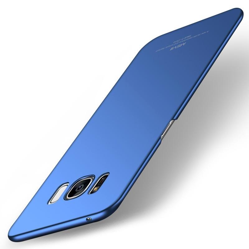 MSVII Super Slim Σκληρή Θήκη PC Samsung Galaxy S8 - Blue (I2-04)