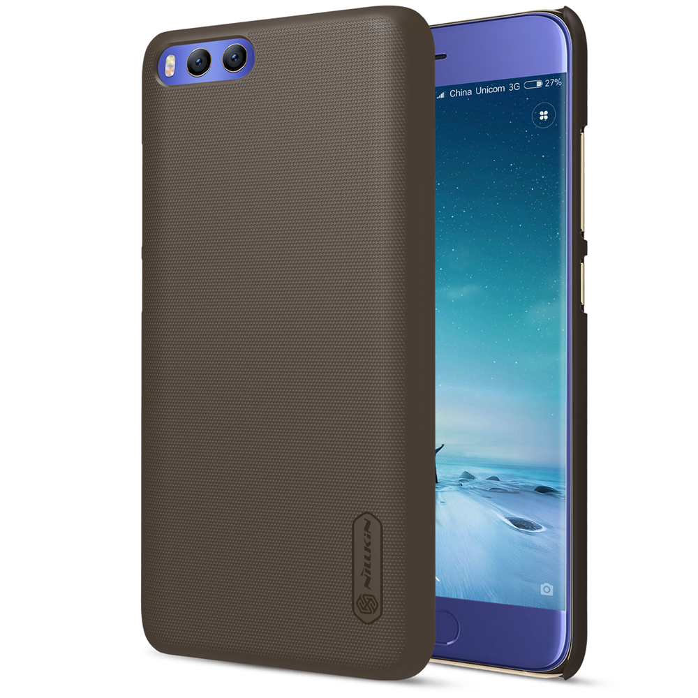 Nillkin Θήκη Super Frosted Shield Xiaomi Mi 6 - Brown (117947