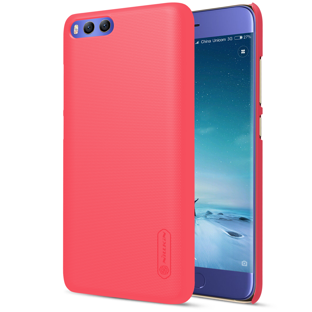 Nillkin Θήκη Super Frosted Shield Xiaomi Mi 6 - Red (11796)