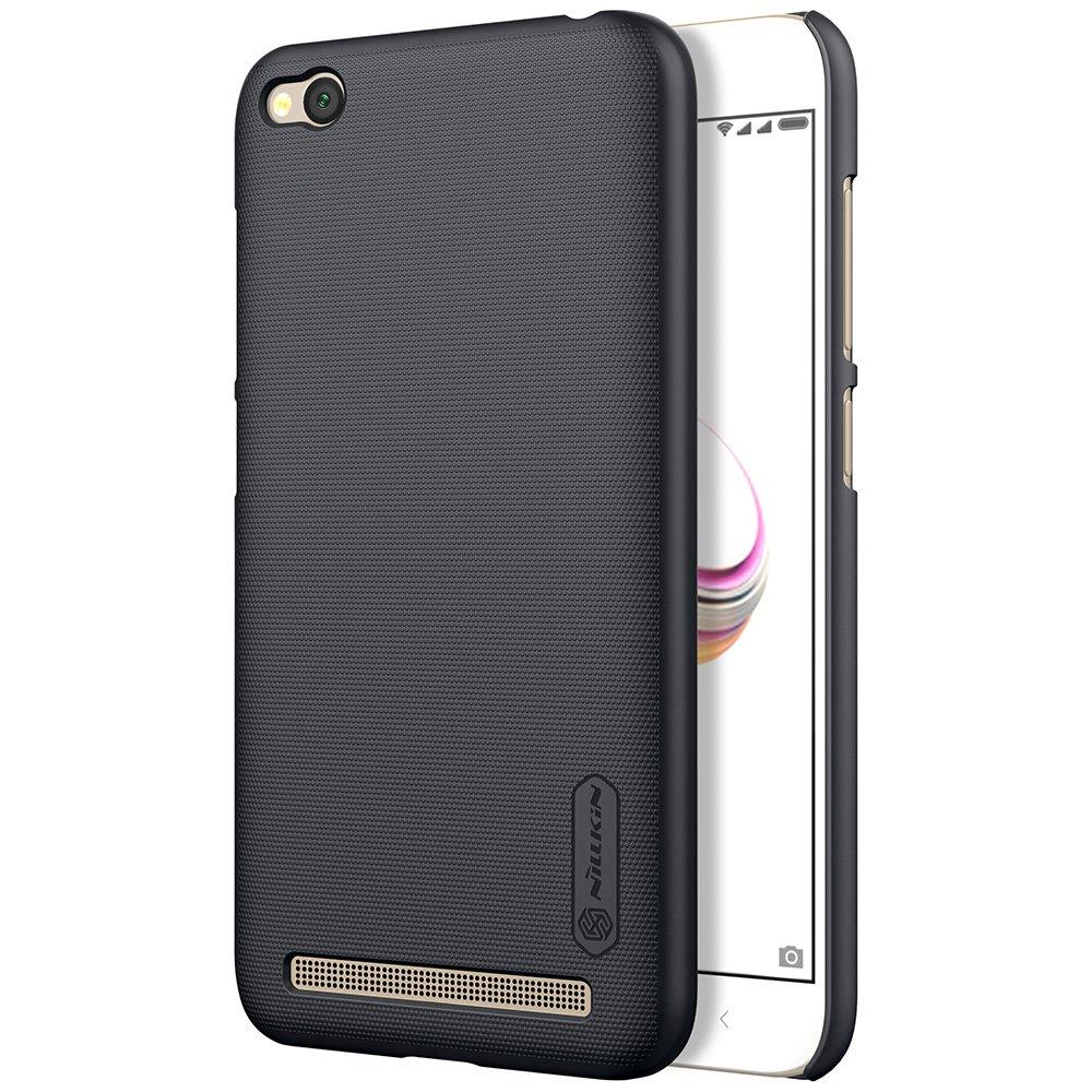 Nillkin Θήκη Super Frosted Shield Xiaomi Redmi 5A & Screen Protector - Black (13482)