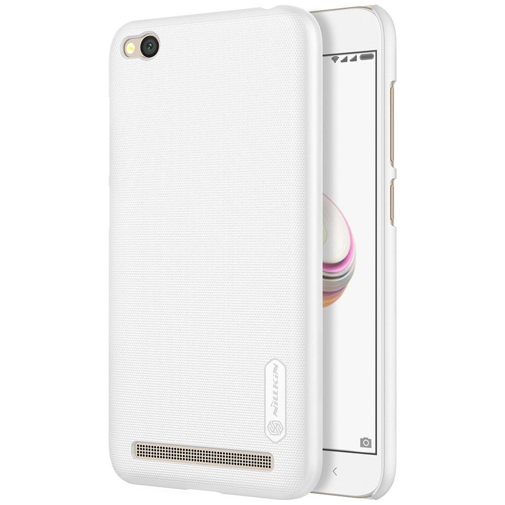 Nillkin Θήκη Super Frosted Shield Xiaomi Redmi 5A & Screen Protector - White (13484)