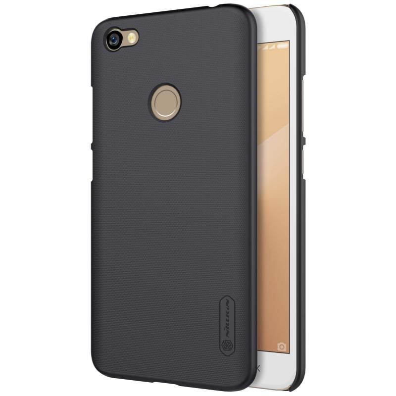 Nillkin Θήκη Super Frosted Xiaomi Redmi Note 5A Prime - Black + Screen Protector (13408)