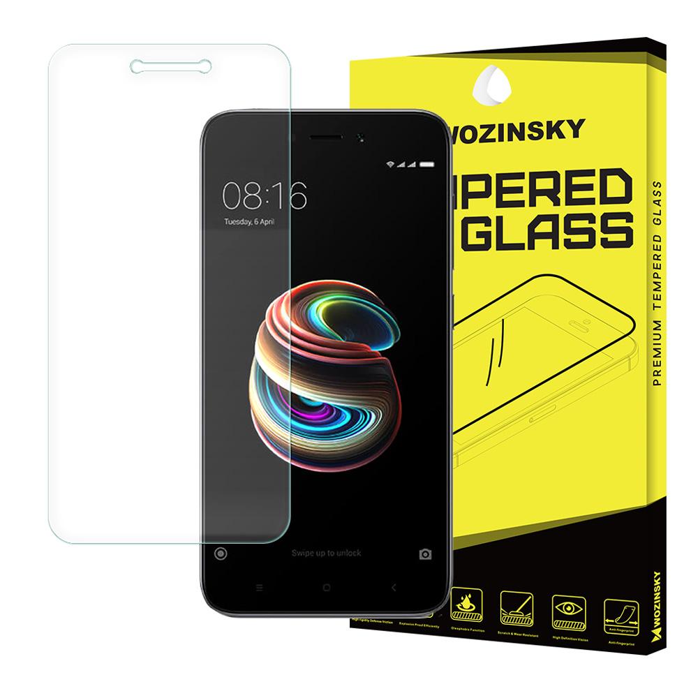 Wozinsky Tempered Glass - Αντιχαρακτικό Γυαλί Οθόνης Xiaomi Redmi 5A (13485)
