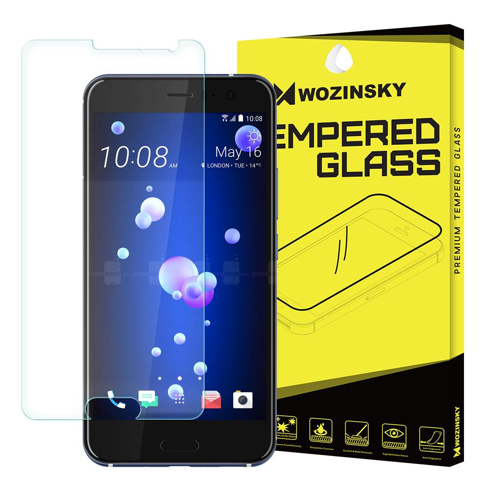 Wozinsky Tempered Glass - Αντιχαρακτικό Γυαλί Οθόνης HTC U11 (12389)