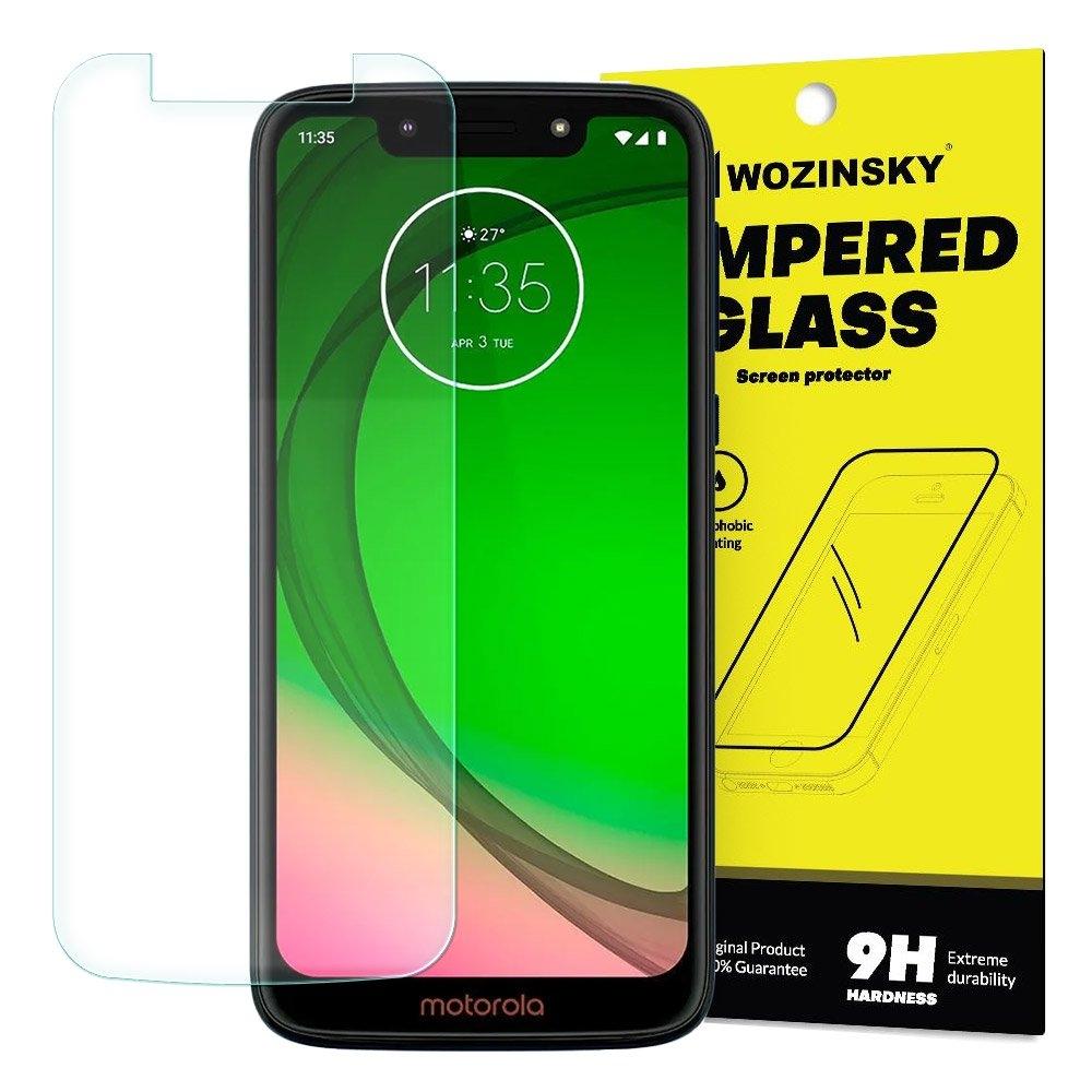 Wozinsky Premium Tempered Glass - Αντιχαρακτικό Γυαλί Οθόνης Motorola Moto G7 Play (49400)