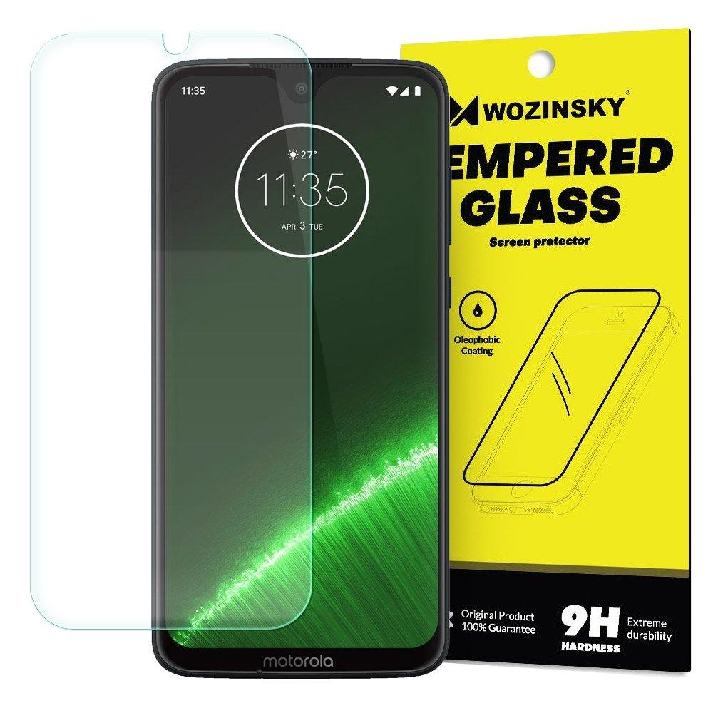 Wozinsky Premium Tempered Glass - Αντιχαρακτικό Γυαλί Οθόνης Motorola Moto G7 Plus / G7 (49399)