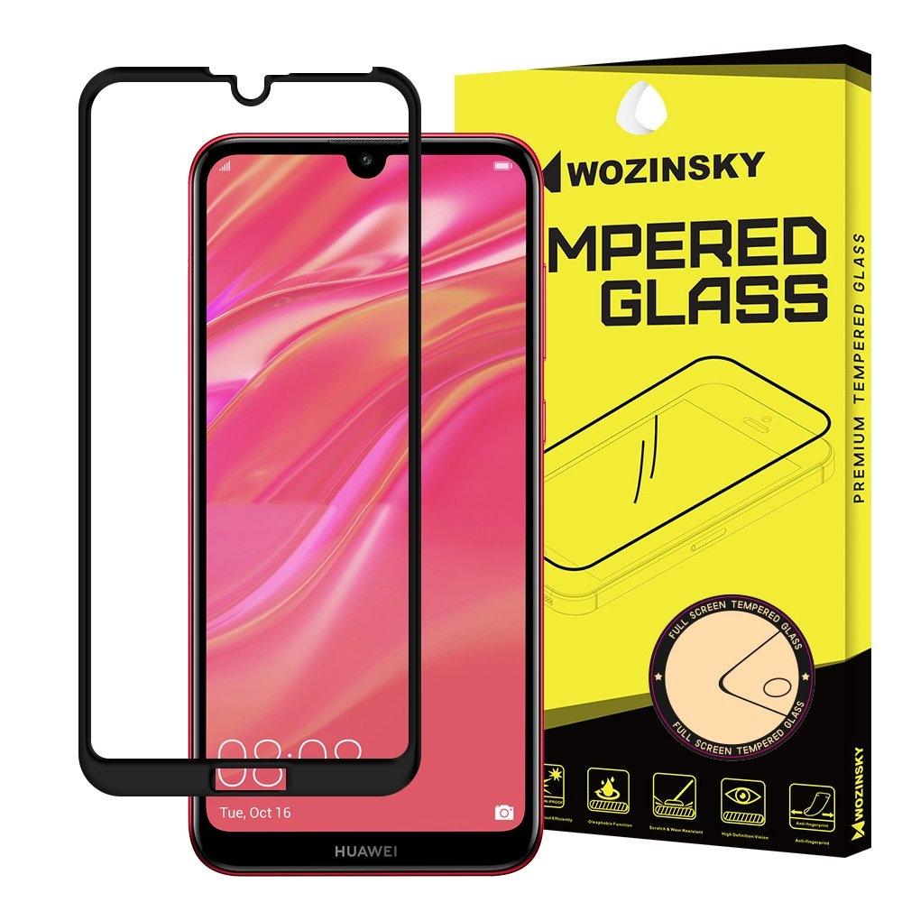 Wozinsky Tempered Glass -  Fullface Αντιχαρακτικό Γυαλί Οθόνης Full Glue Huawei Y7 2019 / Y7 Pro 2019 / Y7 Prime 2019 (47925)