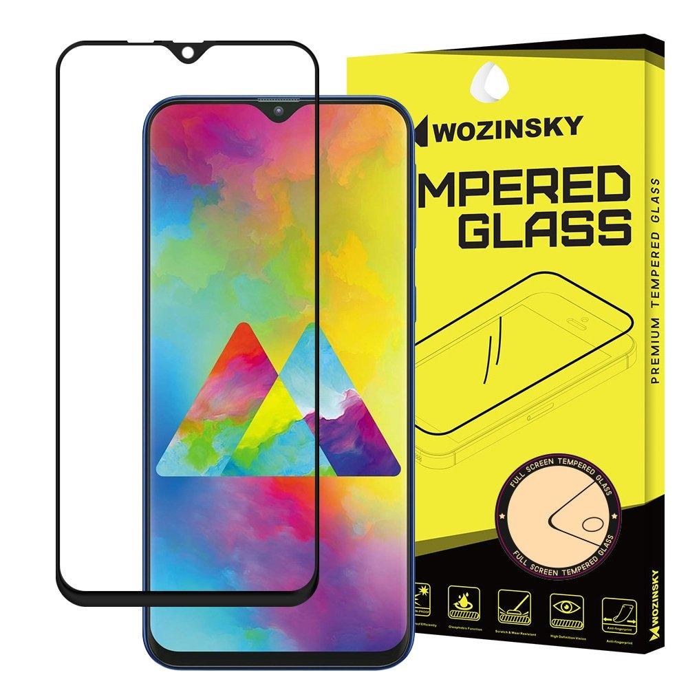 Wozinsky Tempered Glass - Fullface Αντιχαρακτικό Γυαλί Οθόνης Samsung Galaxy M20 - Black (59465)