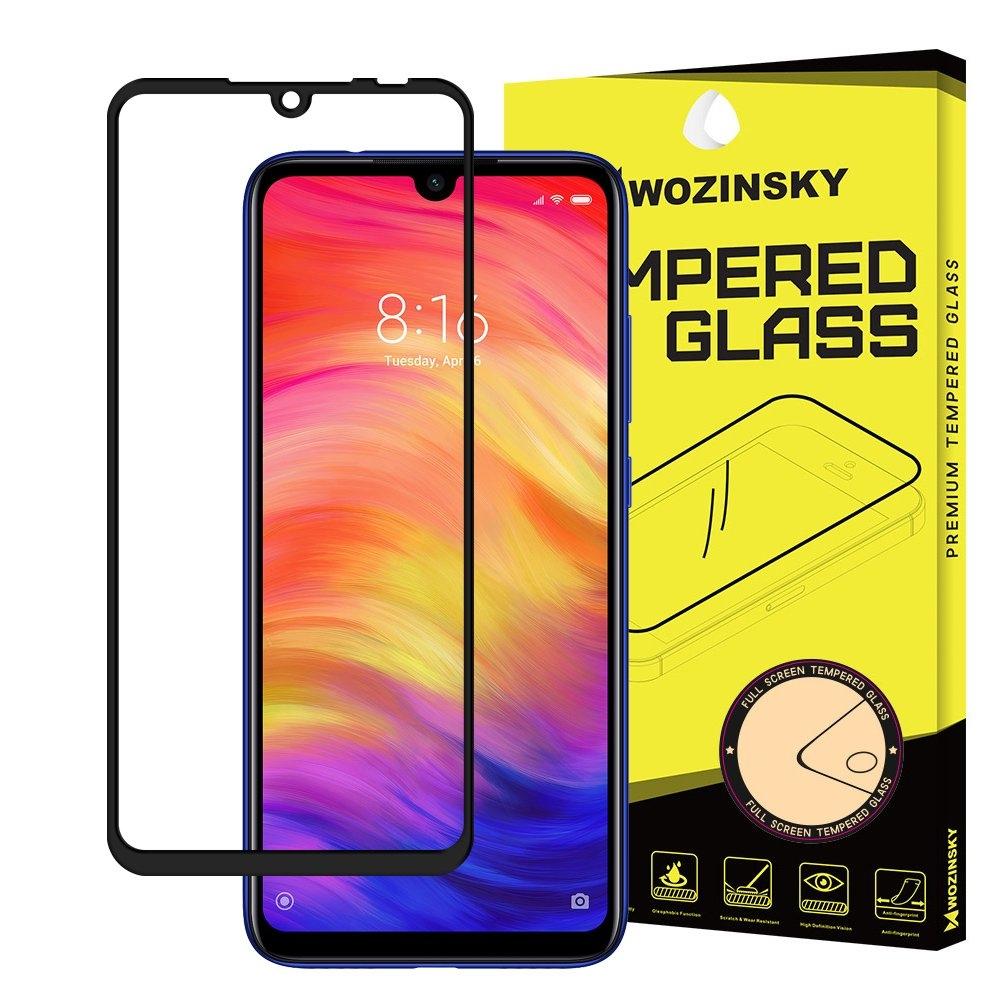 Wozinsky Tempered Glass - Fullface Αντιχαρακτικό Γυαλί Οθόνης Huawei Honor 20 / Honor 20 Pro - Black (50928)