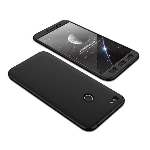 Θήκη Hybrid Full Body 360° Xiaomi Redmi Note 5A Prime - Black (13465) - OEM