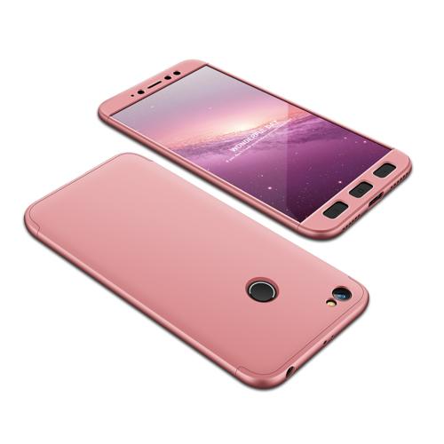 Θήκη Hybrid Full Body 360° Xiaomi Redmi Note 5A Prime - Rose Gold (13461) - OEM