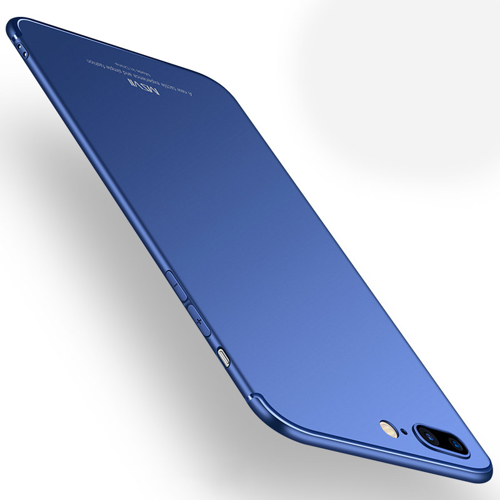 MSVII Super Slim Σκληρή Θήκη PC iPhone 8 Plus / 7 Plus - Blue (K3-04)