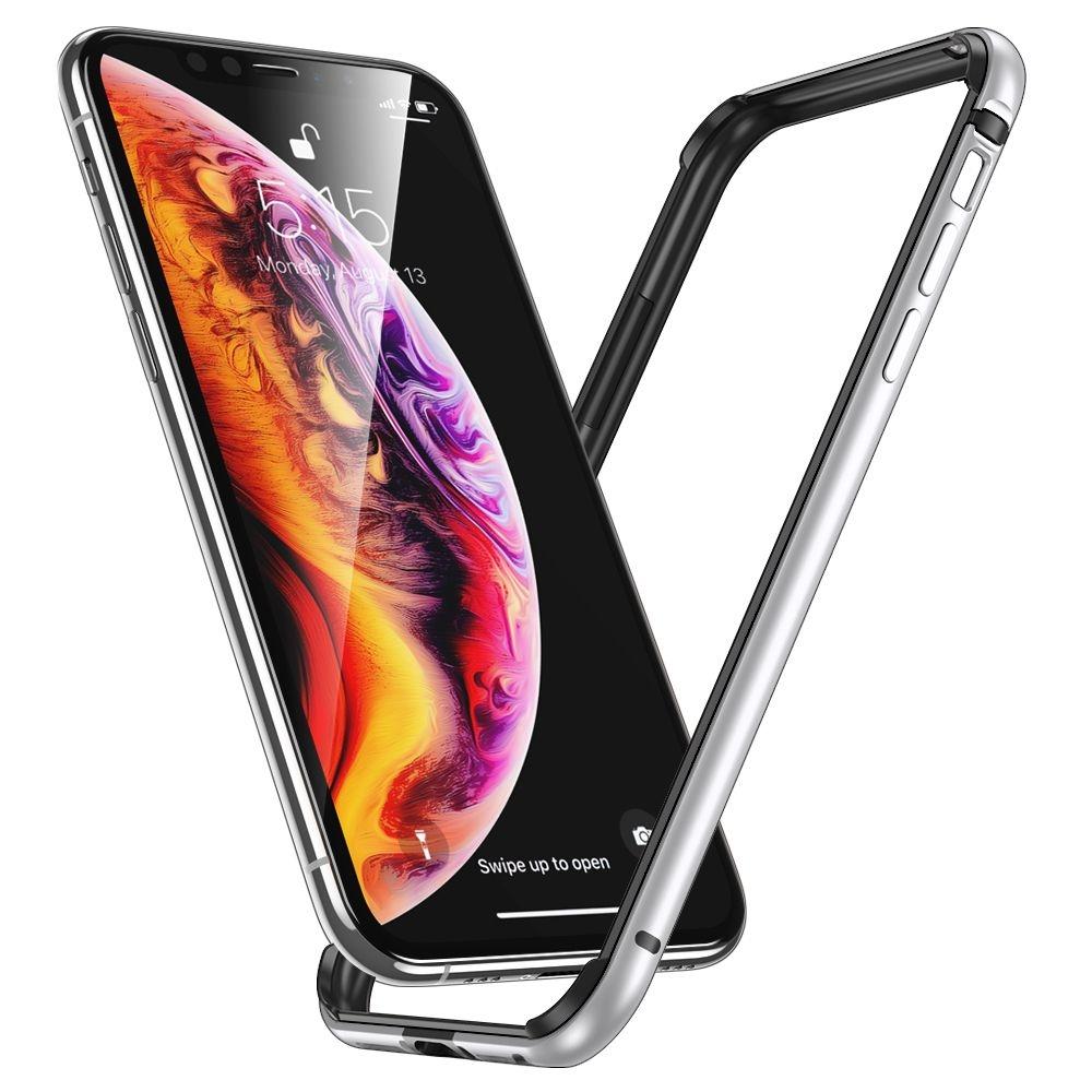ESR Edge Guard - Bumper Αλουμινίου iPhone 11 Pro Max - Silver (53412)