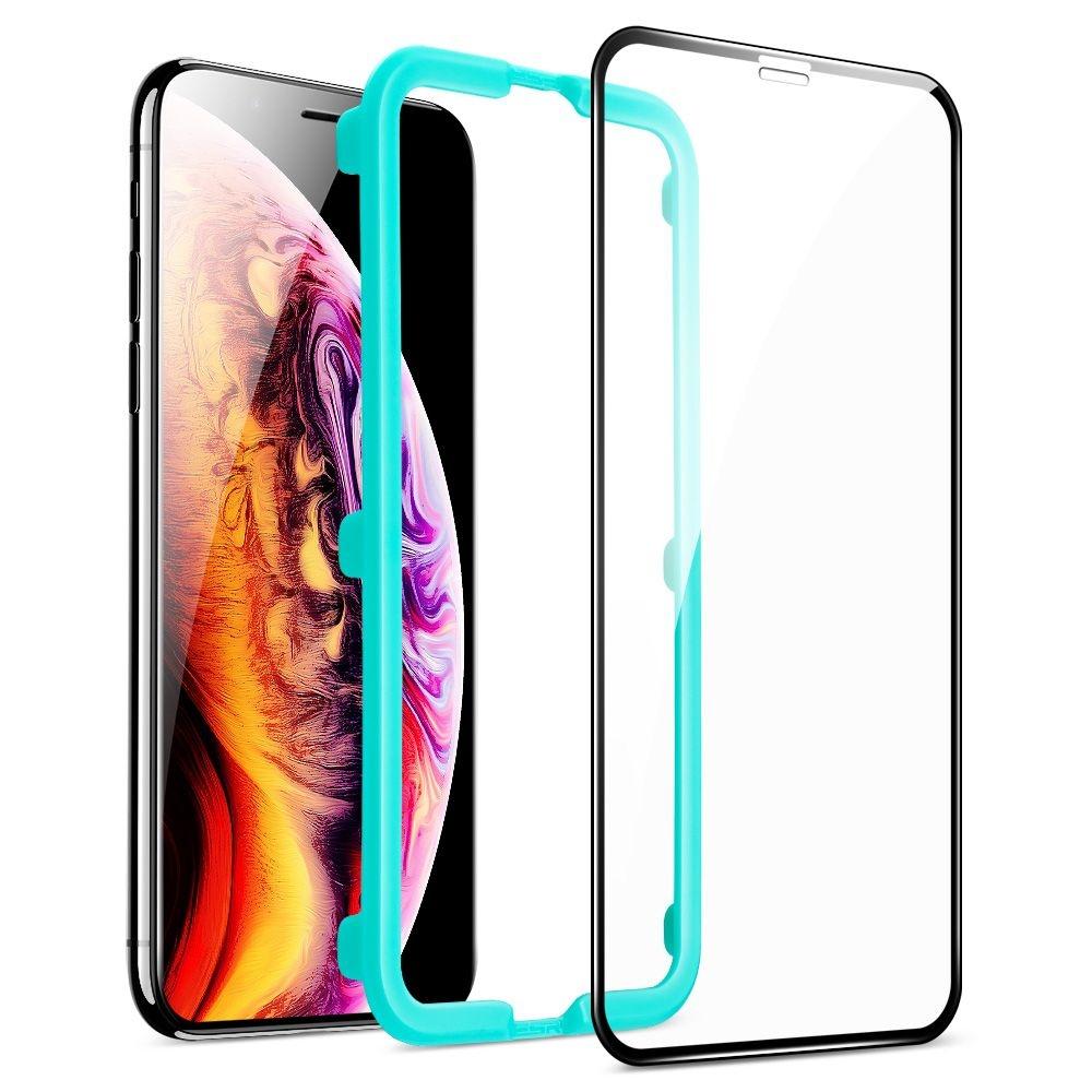 ESR Tempered Glass - Fullface Αντιχαρακτικό Γυάλινο Screen Protector iPhone 11 (52662)