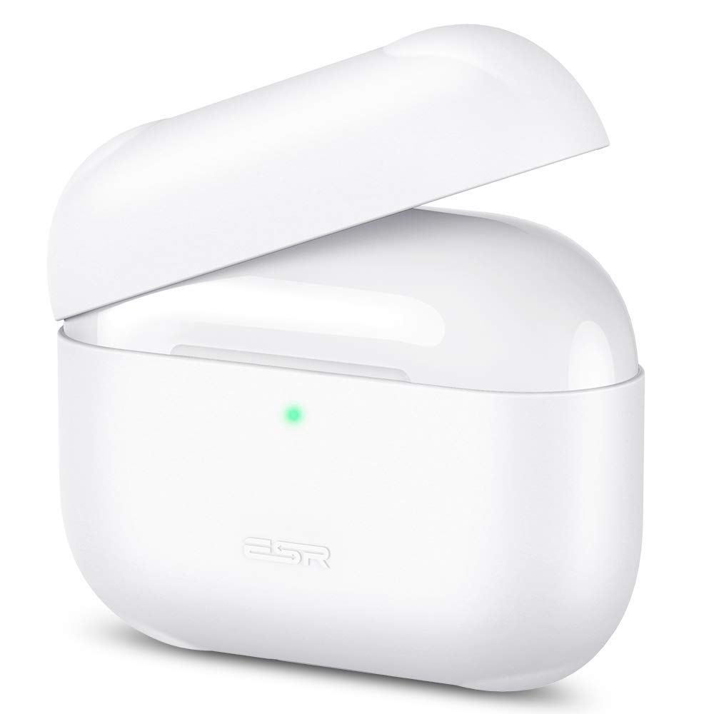 ESR Θήκη Σιλικόνης Breeze Plus Apple Airpods Pro - White (59163)