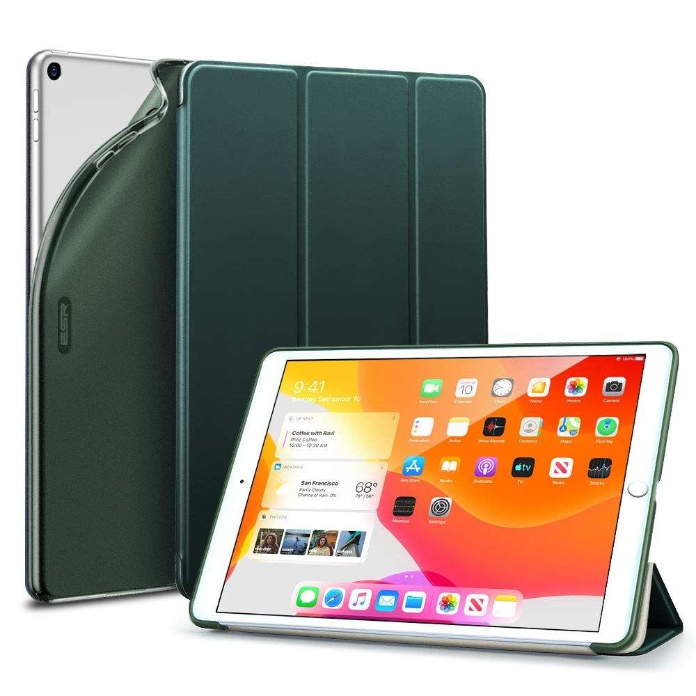 ESR Rebound Θήκη iPad 10.2'' 2019  - Pine Green (55374)