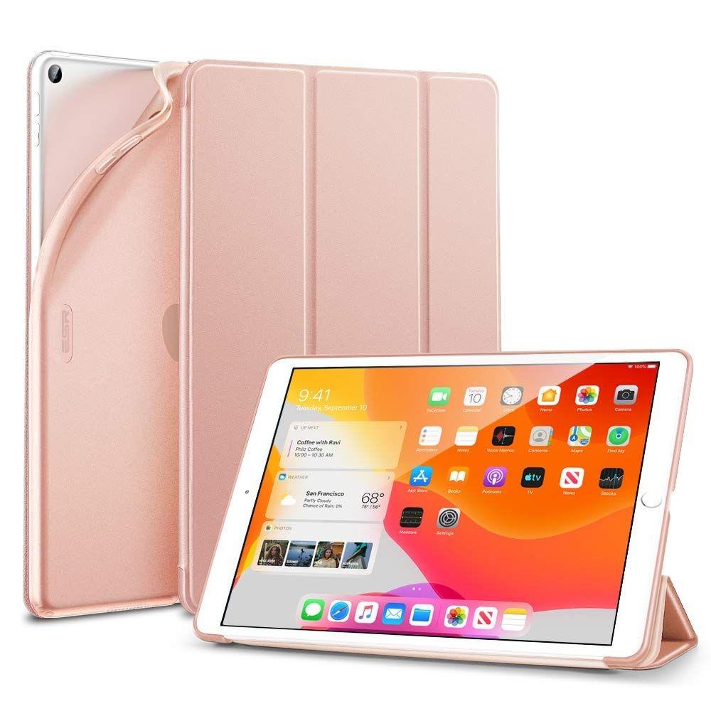 ESR Rebound Θήκη iPad 10.2'' 2019  - Rose Gold (55373)