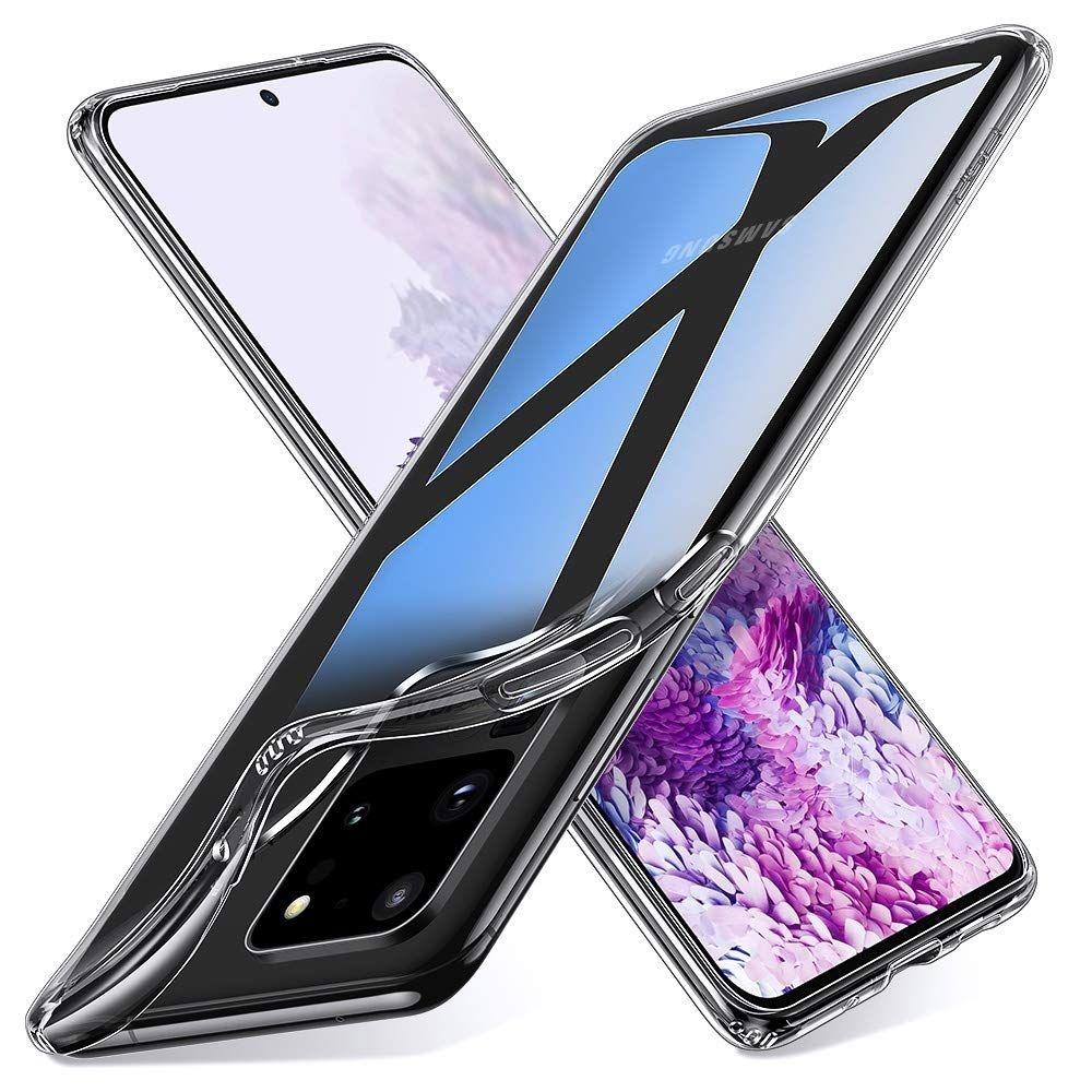 ESR Essential Zero Θήκη Σιλικόνης Samsung Galaxy S20 Ultra - Clear (62808)