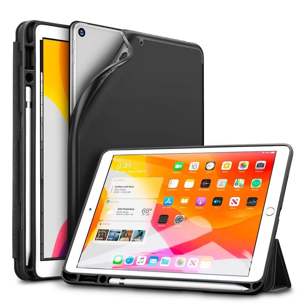 ESR Rebound Θήκη iPad με Apple Pencil Slot 10.2'' 2019  - Black (55377)