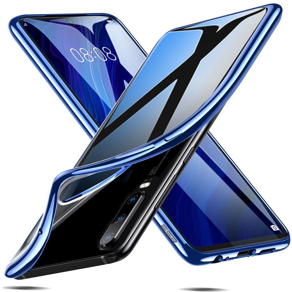 ESR Θήκη Σιλικόνης Essential Huawei P30 - Blue (46525)