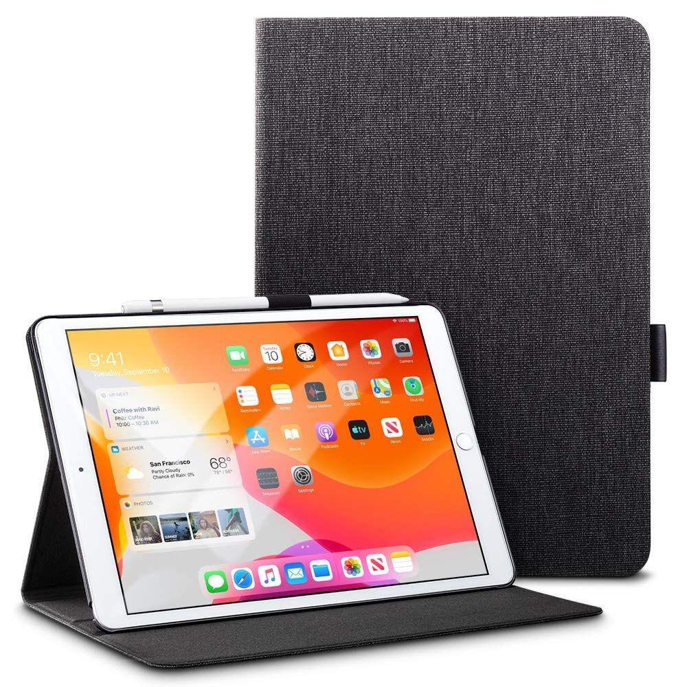 ESR Urban Premium Smartcase Θήκη iPad με Apple Pencil Slot 10.2'' 2019  - Black (58154)