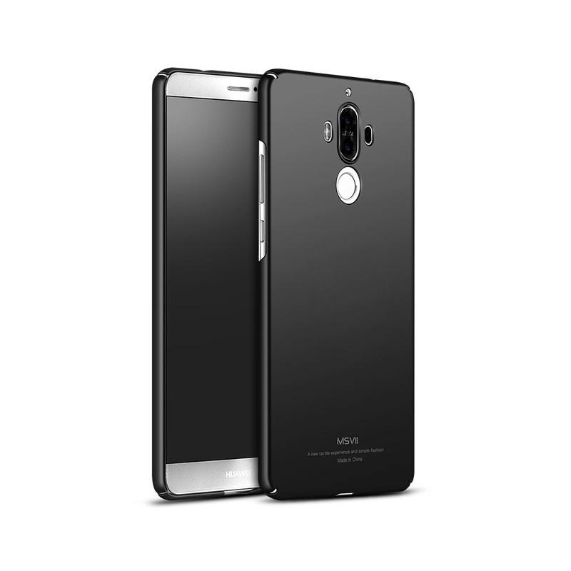 MSVII Super Slim Σκληρή Θήκη PC Huawei Mate 9 Pro - Black (MS7056BLK)