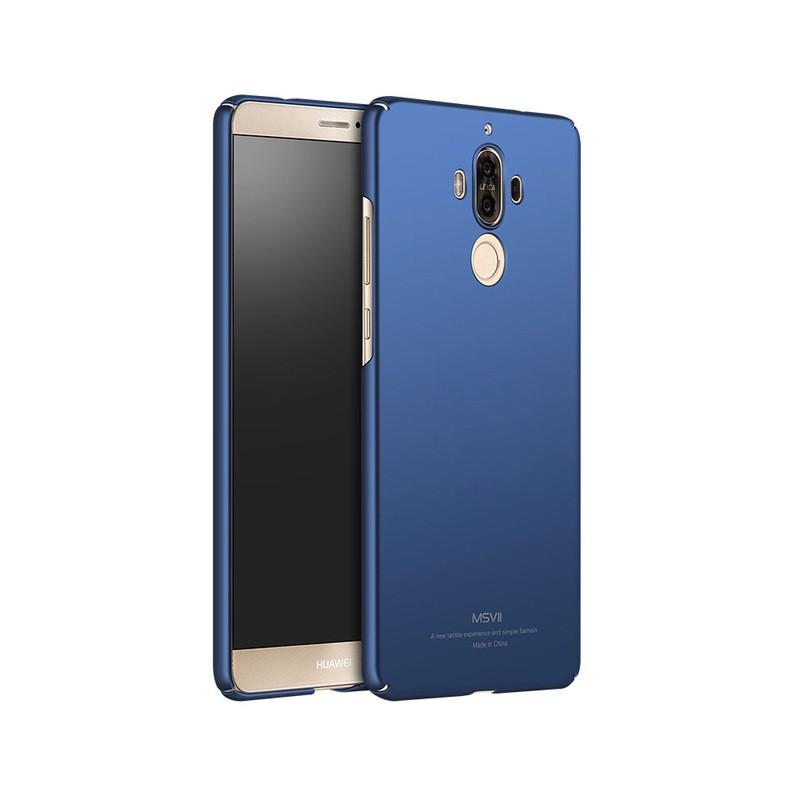 MSVII Super Slim Σκληρή Θήκη PC Huawei Mate 9 Pro - Blue (MS7055BLU)