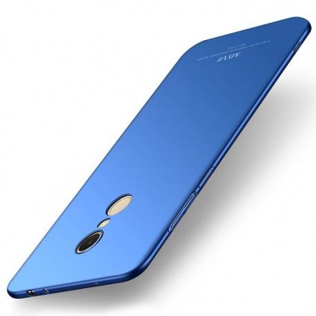 MSVII Super Slim Σκληρή Θήκη PC Xiaomi Redmi 5 Plus - Blue (12811)
