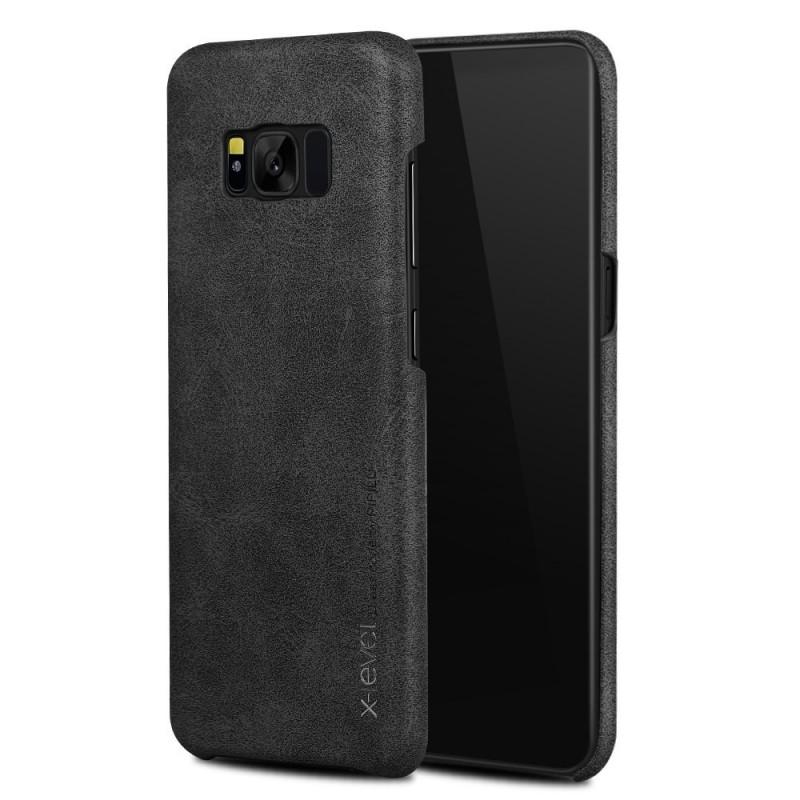 X-Level Vintage Θήκη Samsung Galaxy S8 - Black (11559)
