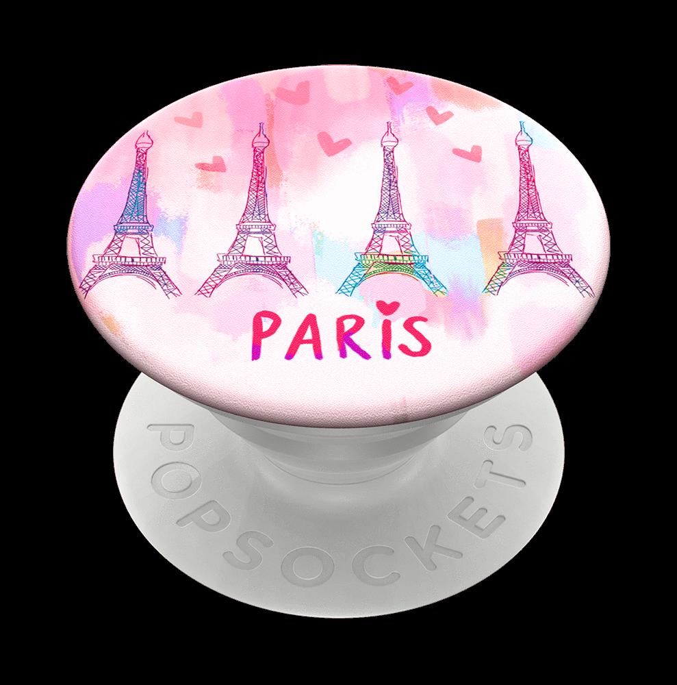 PopSocket Paris Love - White (801020)