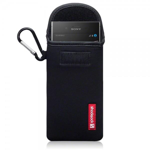 Shocksock Θήκη - Πουγκί Sony Xperia XZ1 -  Black (121-005-030)