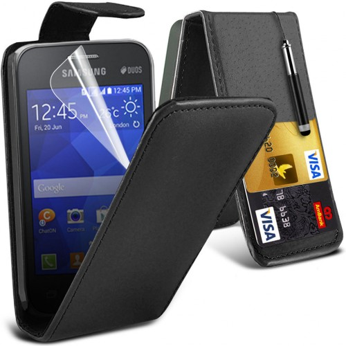 Flip Θήκη Samsung Galaxy Young 2 (001-002-020) - OEM