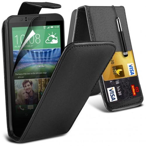 Flip Θήκη HTC Desire 320 (001-028-321) - OEM