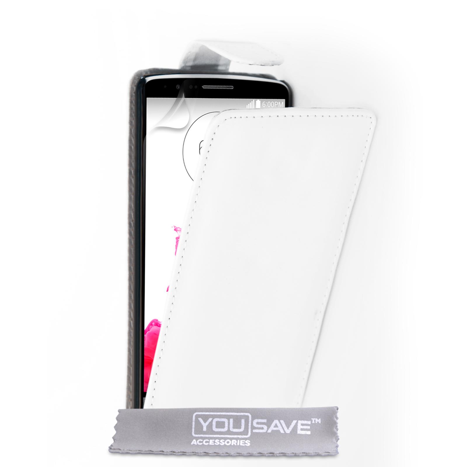 Flip Θήκη LG G3 by YouSave (Z765G3)