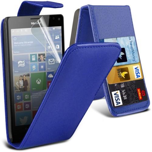 Flip Θήκη Microsoft Lumia 950 (001-116-950) - OEM