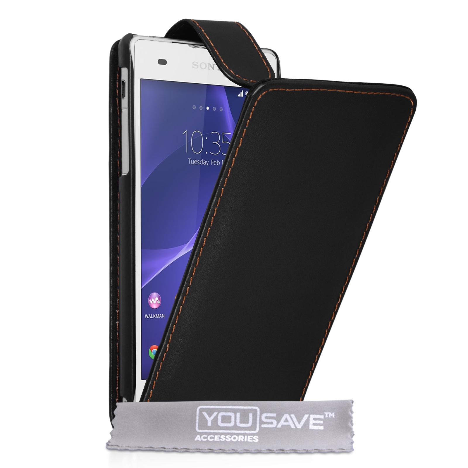 Flip Θήκη Sony Xperia C3 by YouSave (Z699)