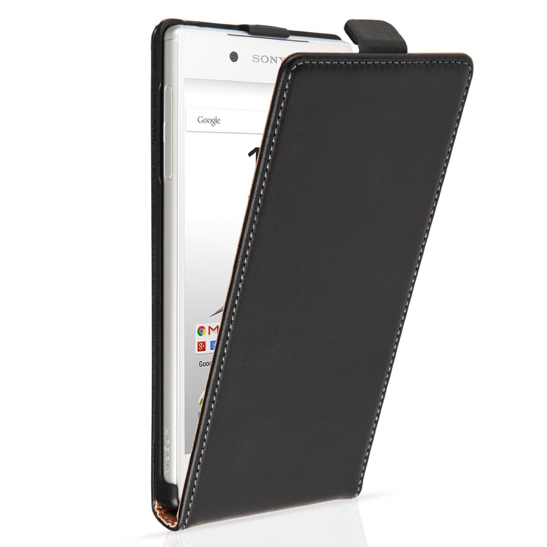 Flip Θήκη Sony Xperia Z5 by Caseflex (Z542)