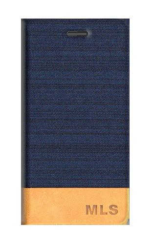 Flip Θήκη MLS Fashion 8C 4G - Blue (32.ML.500.033)