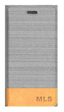 Silver Flip Θήκη MLS Spirit 8C 4G (32.ML.500.047)
