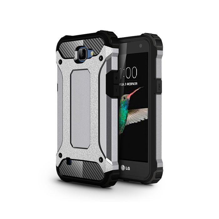 Ανθεκτική Θήκη Future Armor LG K4 - Grey (9366) - OEM