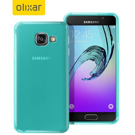 Ημιδιάφανη Θήκη Samsung Galaxy A3 II (2016) by Olixar (56971)