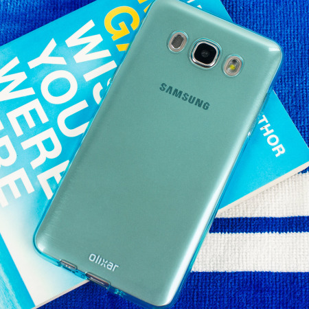Olixar Ημιδιάφανη Θήκη Σιλικόνης Samsung Galaxy J5 (2016) (59642)