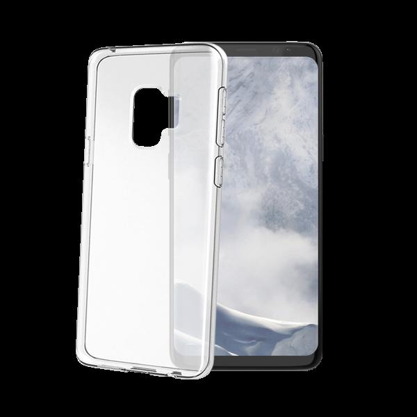 Celly Θήκη Σιλικόνης Samsung Galaxy S9 - Transparent (GELSKIN790)