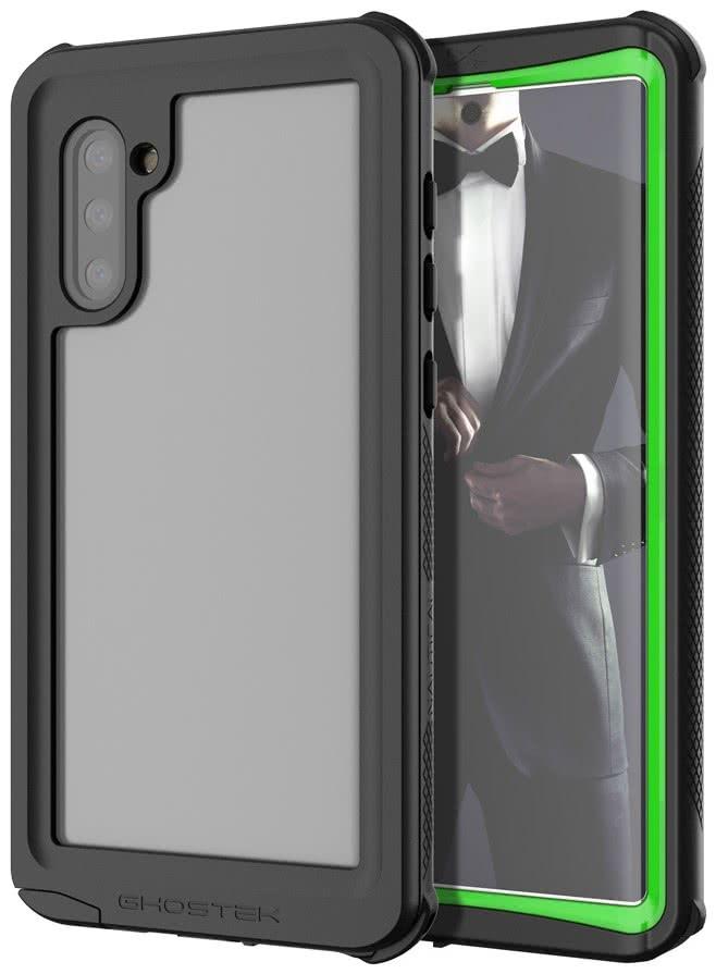 Ghostek Nautical 2 Αδιάβροχη Θήκη Samsung Galaxy Note 10 - Green (GHOCAS2321)