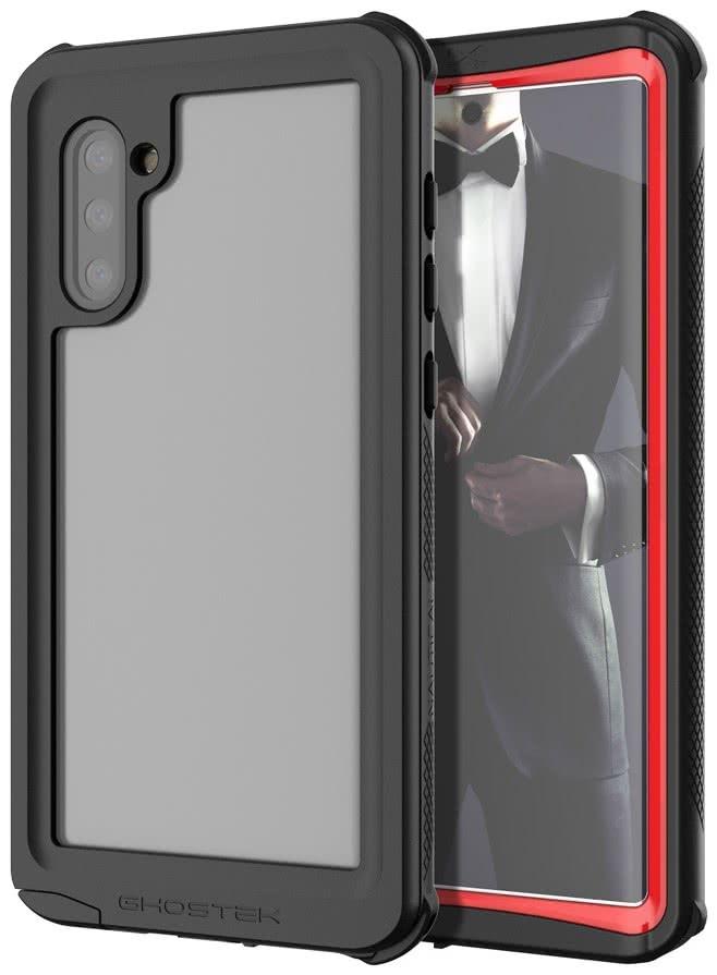 Ghostek Nautical 2 Αδιάβροχη Θήκη Samsung Galaxy Note 10 - Red (GHOCAS2319)